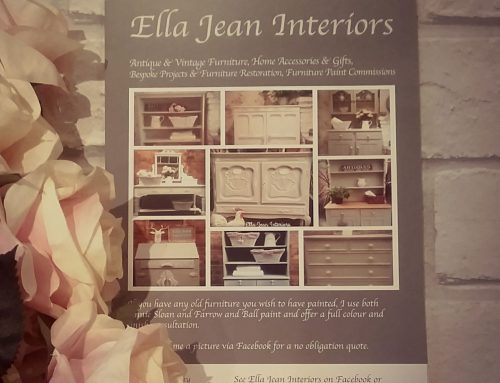 New flyer for Ella Jean Interiors